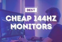 Photo of Best Cheap 144Hz Monitors Under $200 For FPS Gaming In 2020