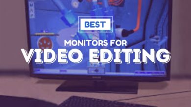 Photo of Best 5 Monitors for Video Editing: 5 Most Color Accurate Monitors Of 2020