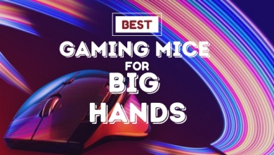 Photo of Top 5 Best Gaming Mice for Big Hands In 2020