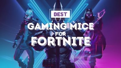 Photo of 5 Best Gaming Mice For Fortnite In 2020